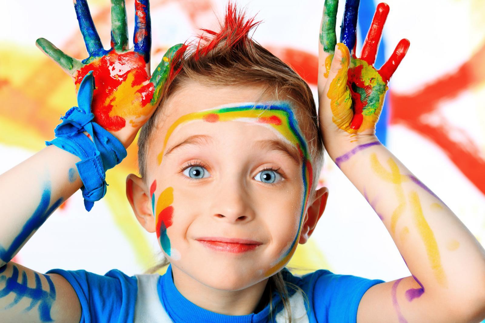 День творчества картинки для детей