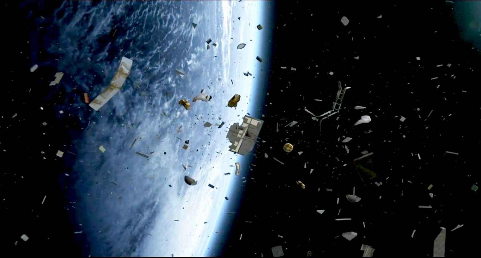 уже космический мусор картинки добавляйте ложкой тесто