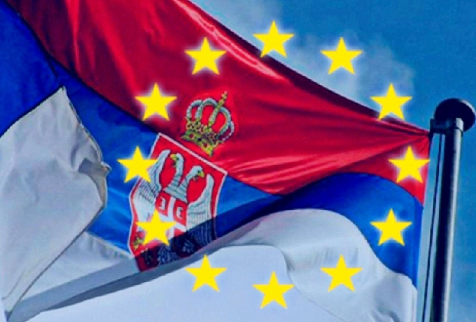 """Резултат с изображение за """"serbia unione europea"""""""