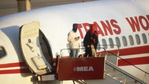 Рейс TWA 847