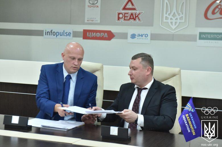 чемпионат украины по бадминтону 2019