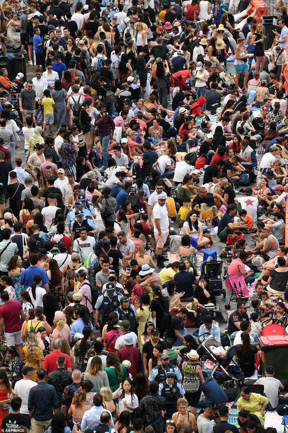 Сидней сегодня люди фото