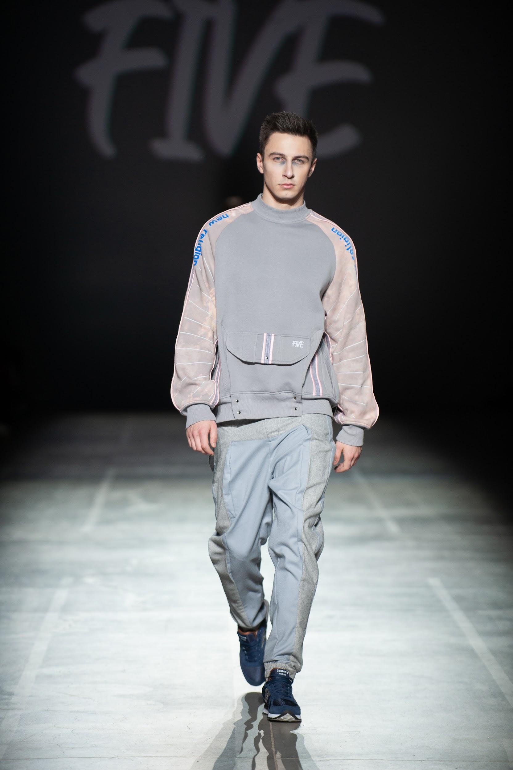 штаны Five_неделя моды