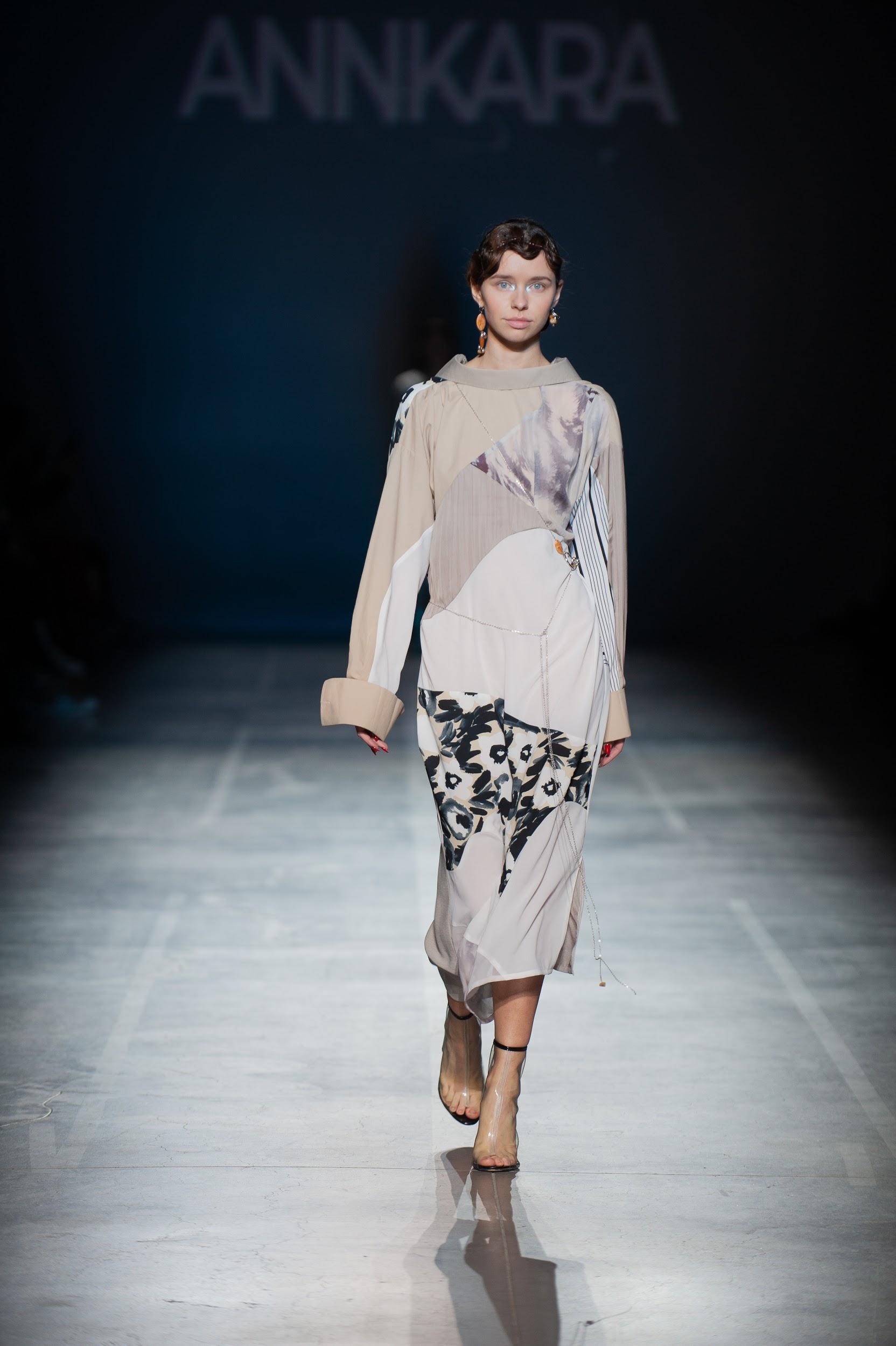 Платье-рубашка Annkara