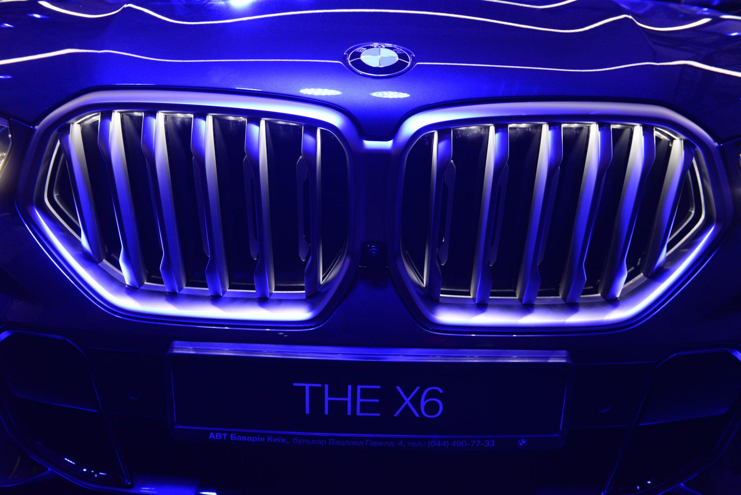 BMW THE X6