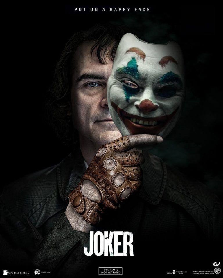Джокер_фильм Хоакин_Феникс Оскар_2020