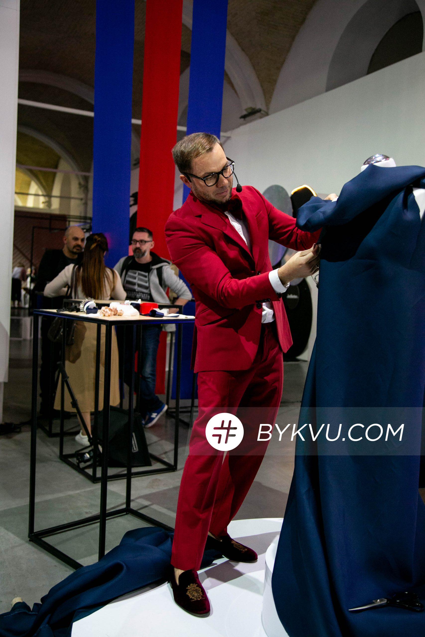 Андре Тан_Украинская неделя моды