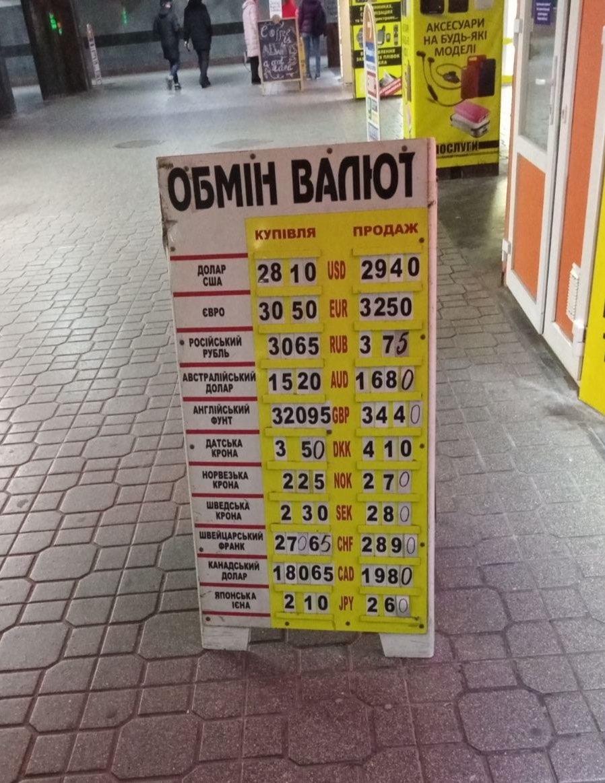 курс валют_майдан_коронавирус