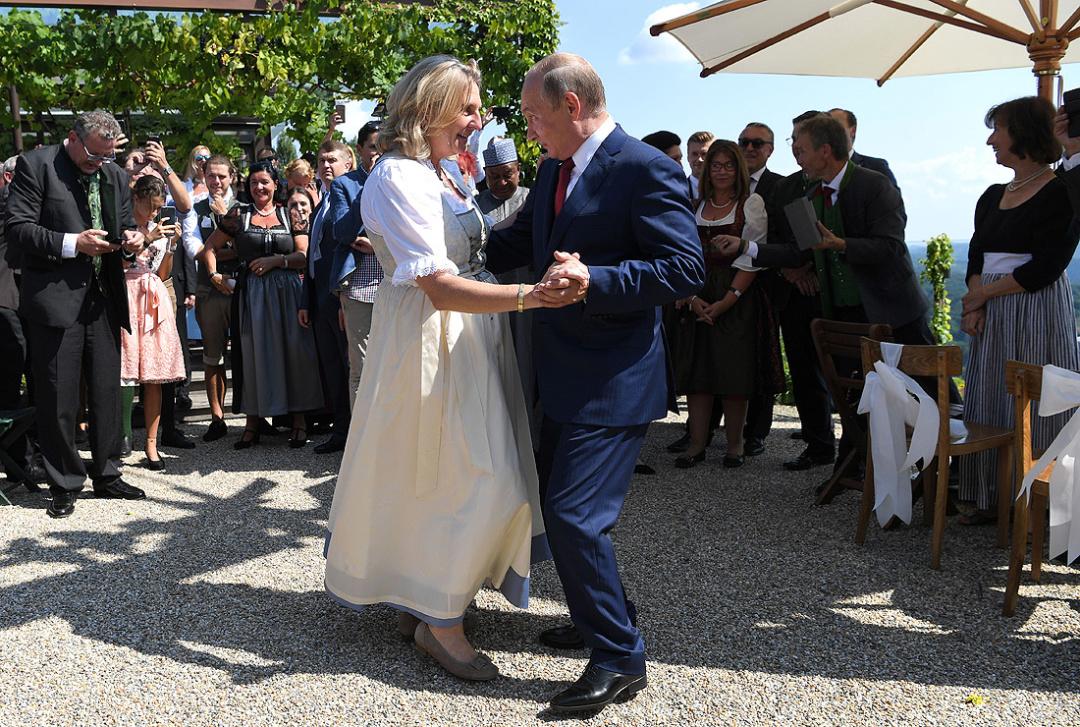 путин_свадьба_австрия