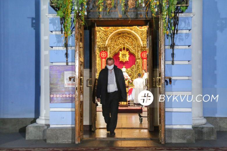 Великдень у Свято-Михайлівському соборі_10