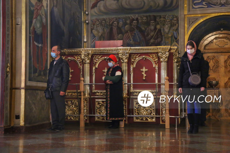 Великдень у Свято-Михайлівському соборі_13