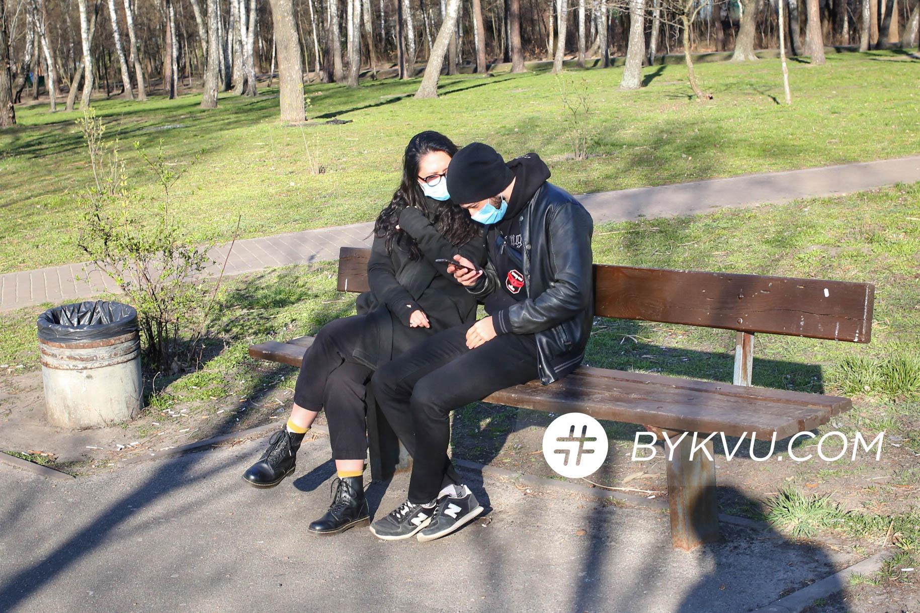 Киев карантин