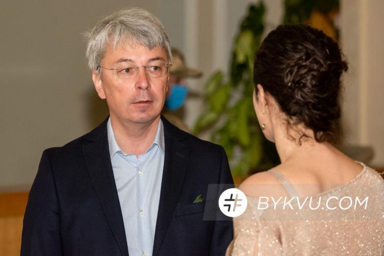Александр Ткаченко в Верховной Раде 19 мая