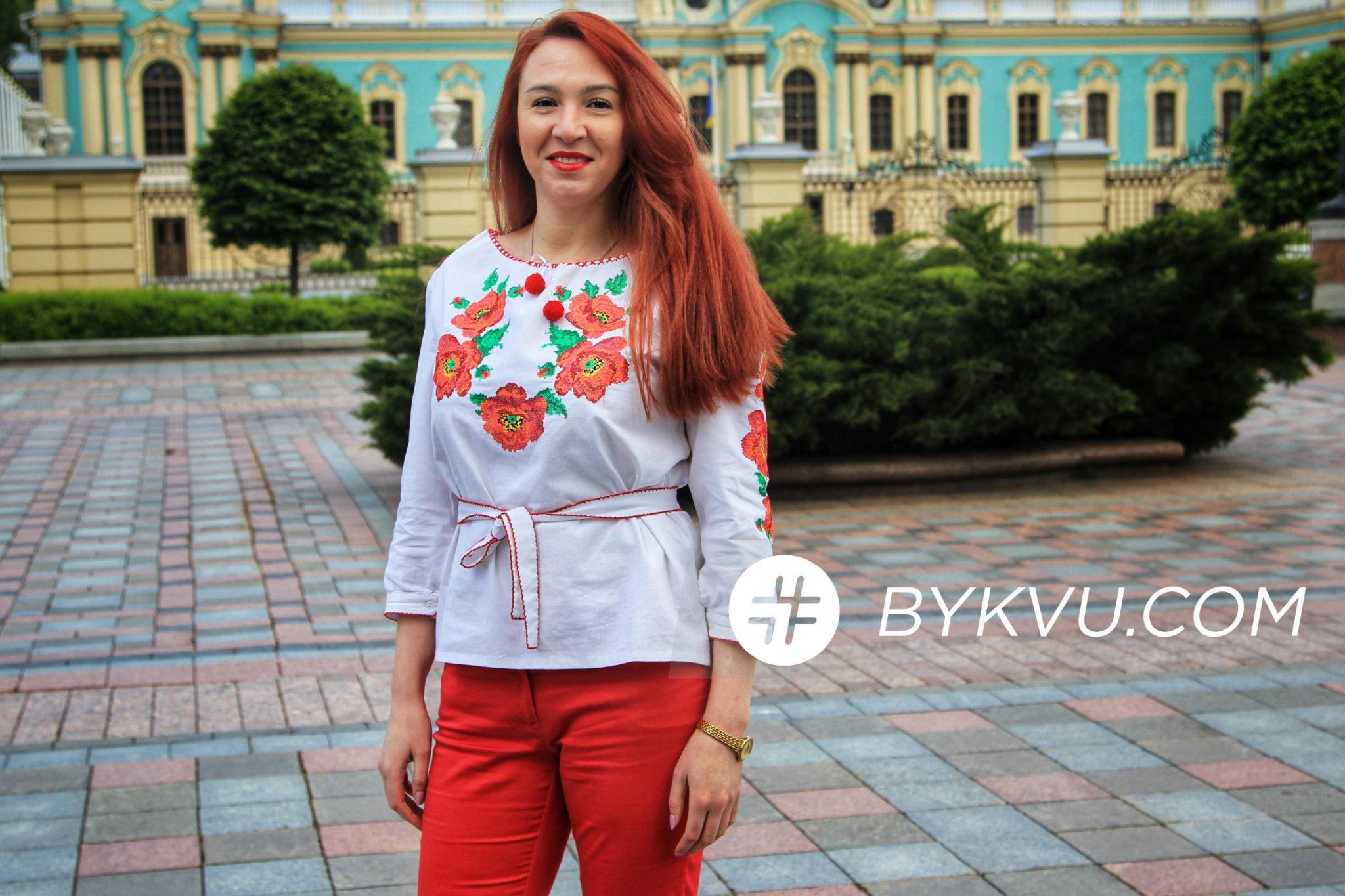 День вышиванки_киев_21 мая 2020