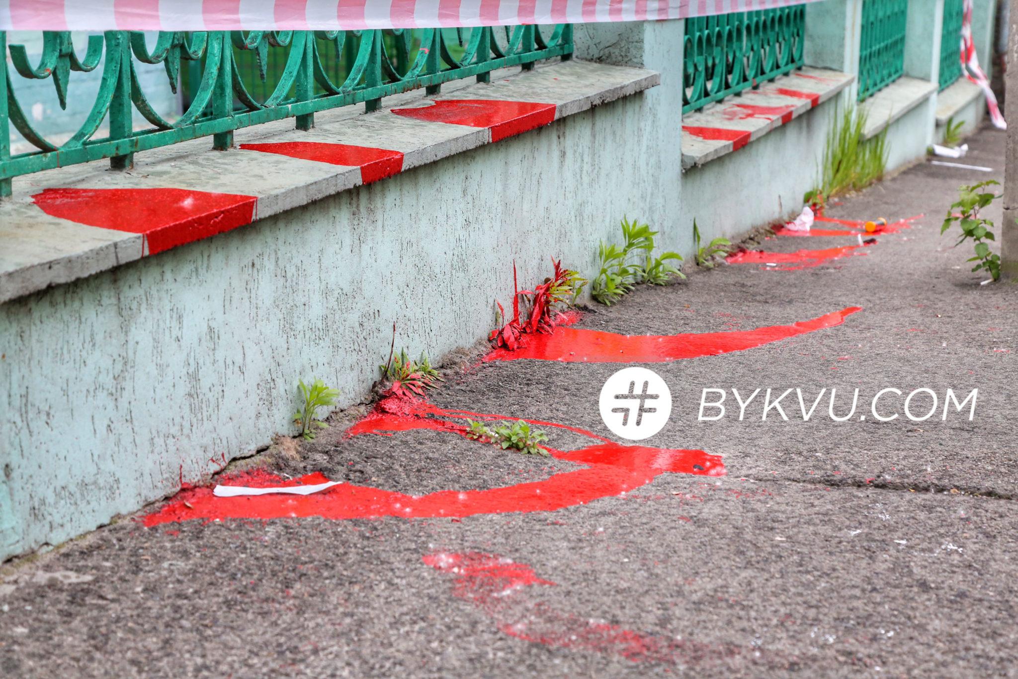 Офис Медведчука акция протеста