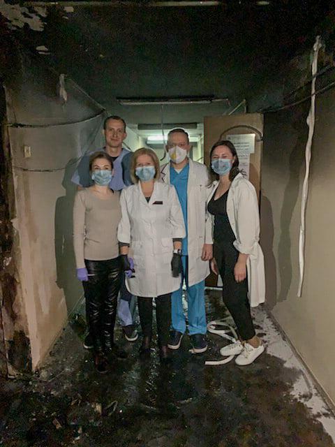 Александровская_больница пожар