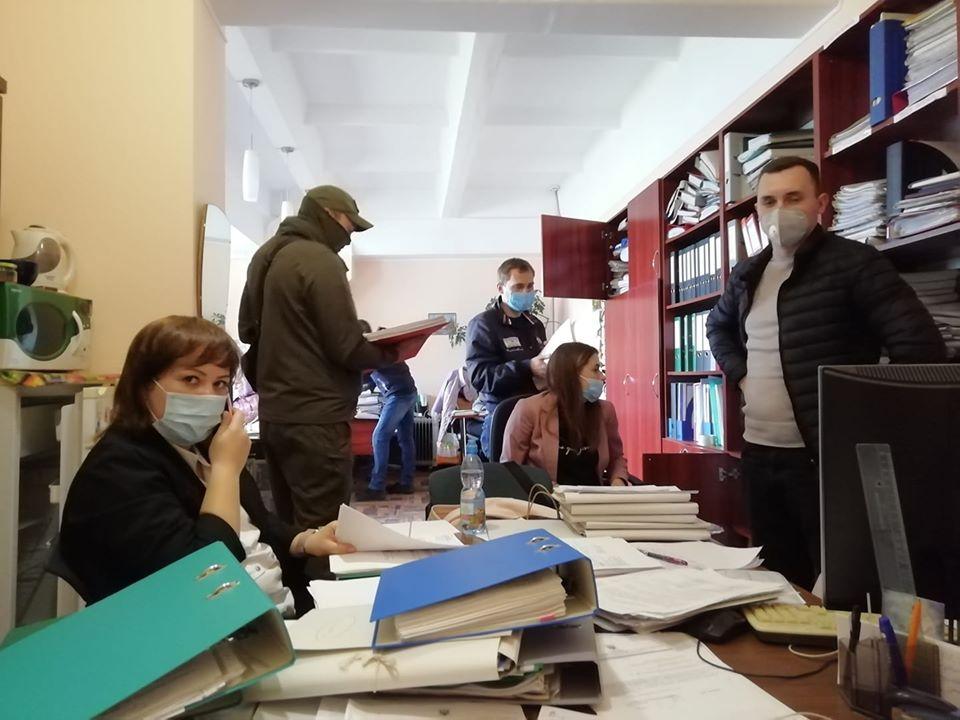центр Довженко_обыск_сбу
