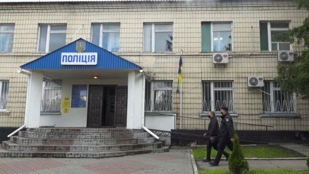 Кагарлык_полиция