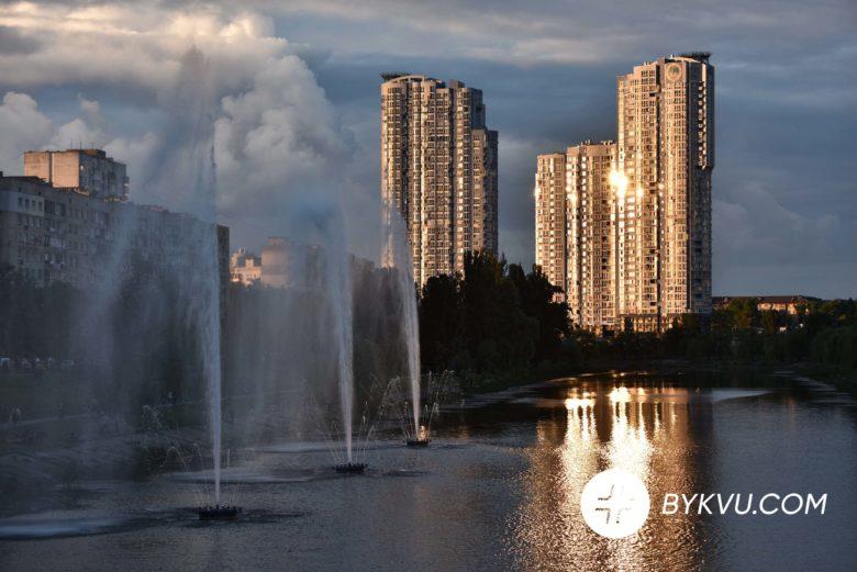 У Києві запустили фонтани_13