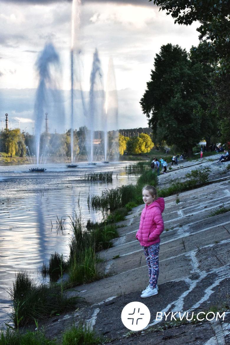 У Києві запустили фонтани_14