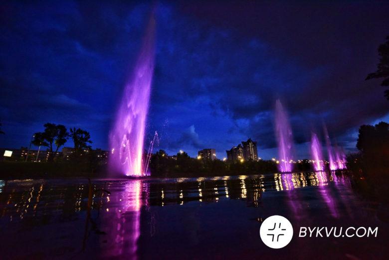 У Києві запустили фонтани_15