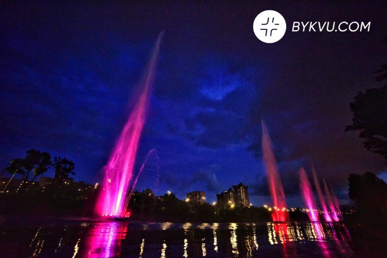 У Києві запустили фонтани_16