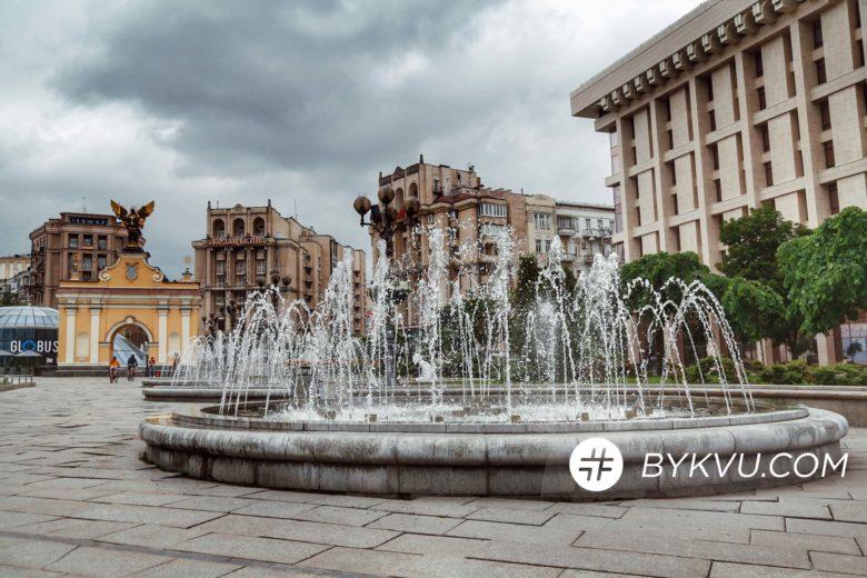 У Києві запустили фонтани_05