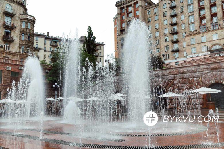 У Києві запустили фонтани_06