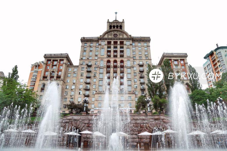 У Києві запустили фонтани_07