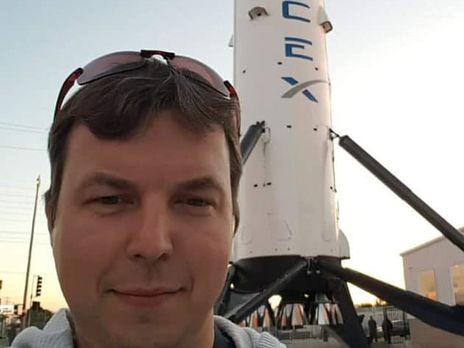 Уроженец Житомира создает софт для ракет Илона Маска