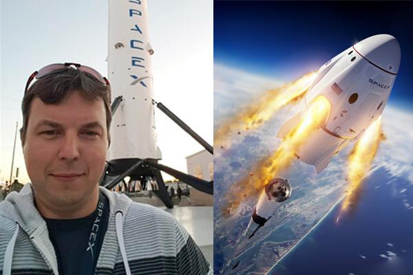 Уроженец Житомира создает софт для ракет Илона МаскаУроженец Житомира  создает софт для ракет Илона Маска