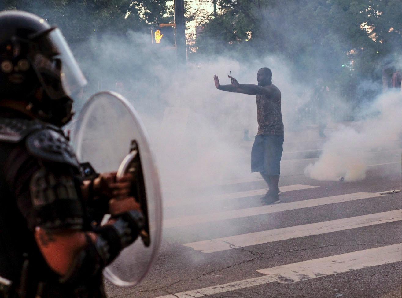 Протести_в_США Джордж_Флойд
