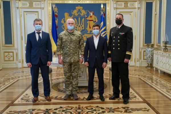 Военно-морские силы возглавил контр-адмирал Неижпапа