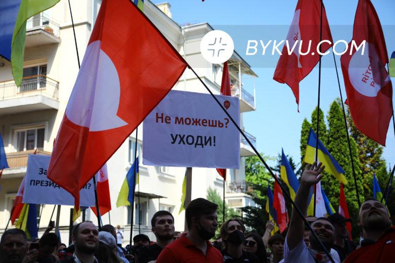 Акция сторонников партии Шария_06