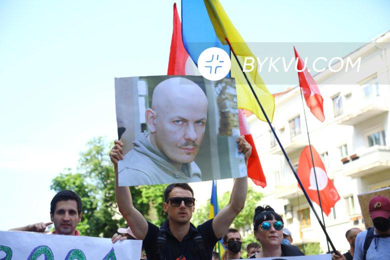 Акция сторонников партии Шария_08