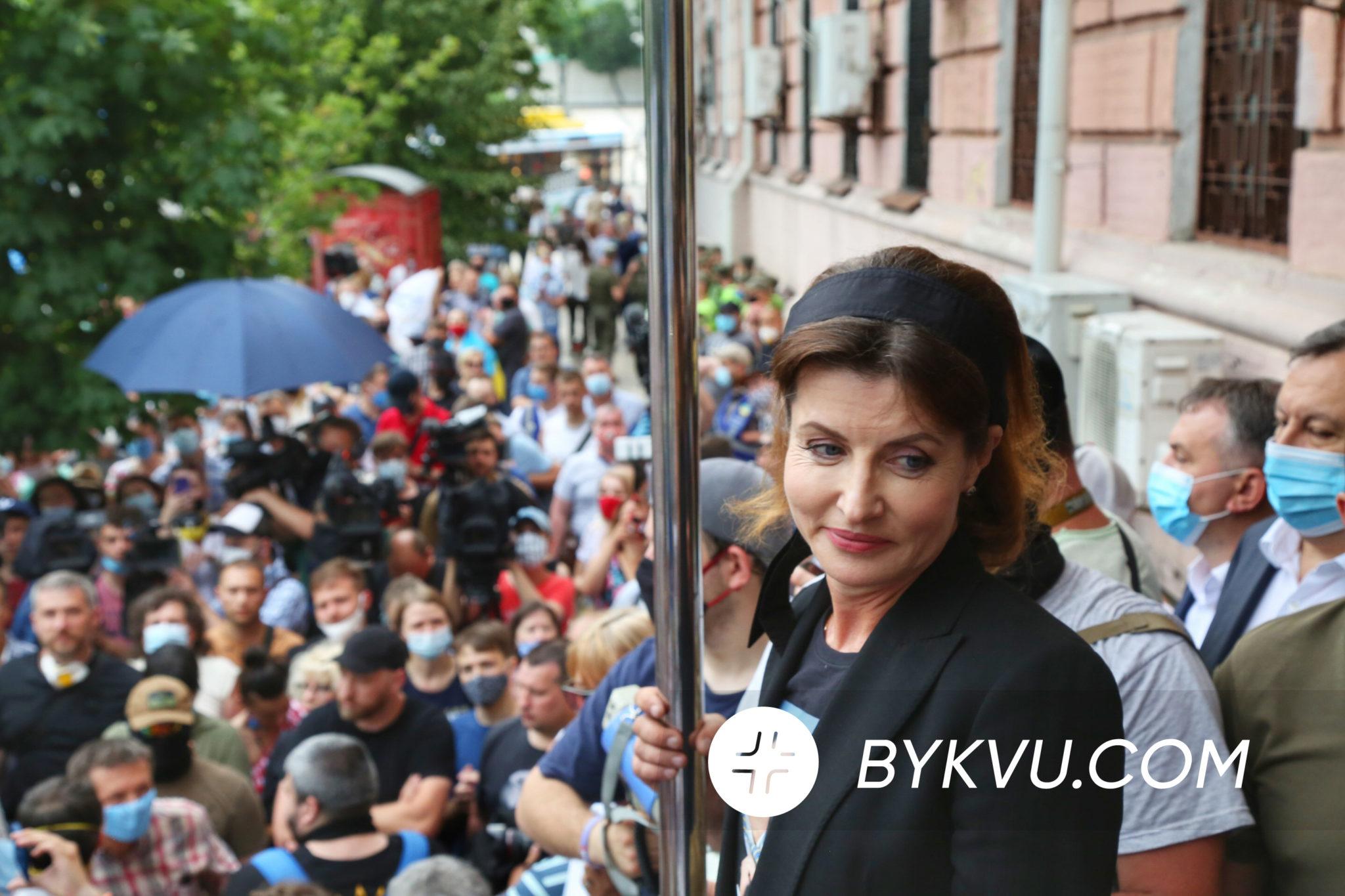 Марина Порошенко_Печерський суд