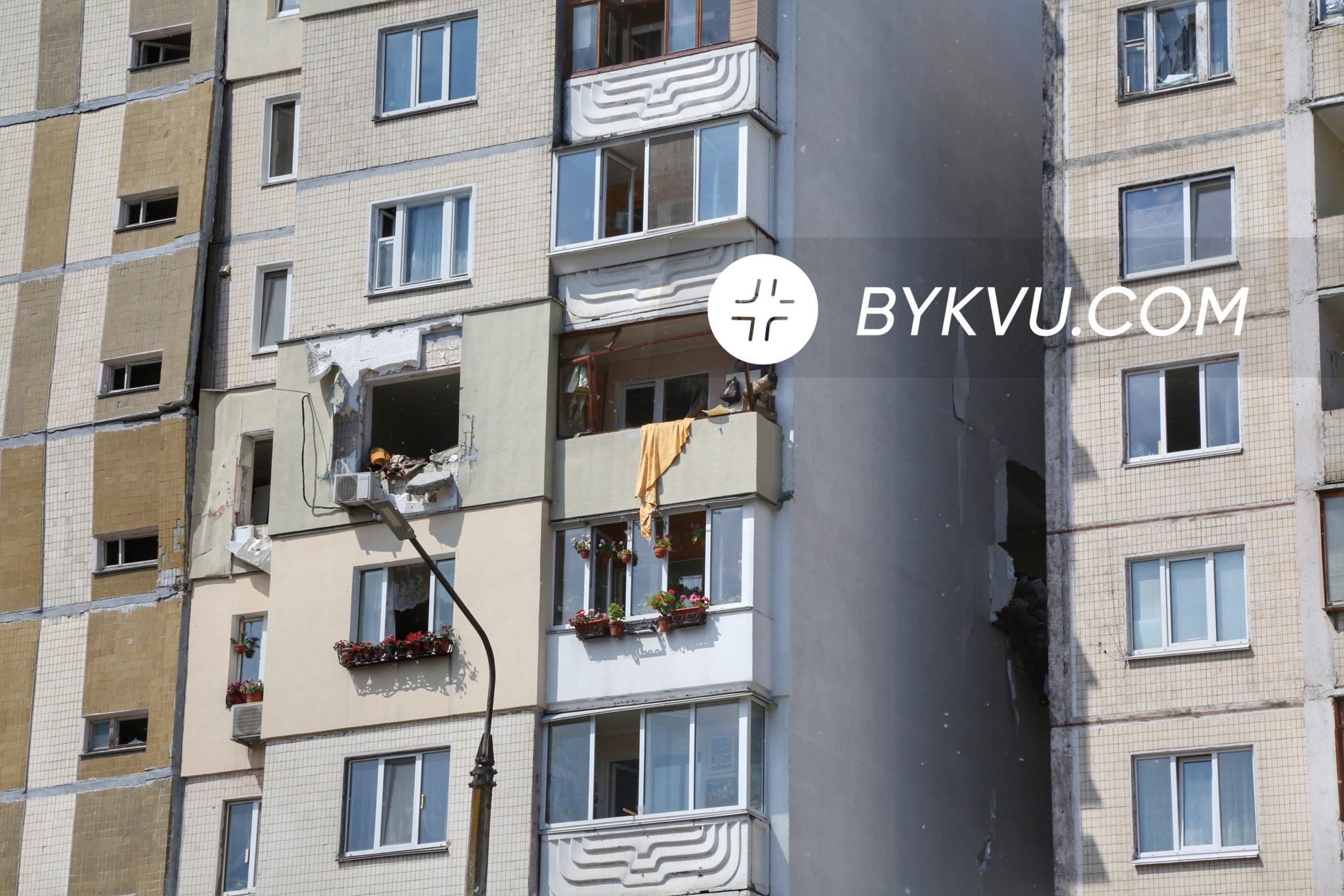 Киев_многоэтажка_Крушельницкой_взрыв
