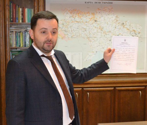 Андрій Заблоцький, лісгоспи