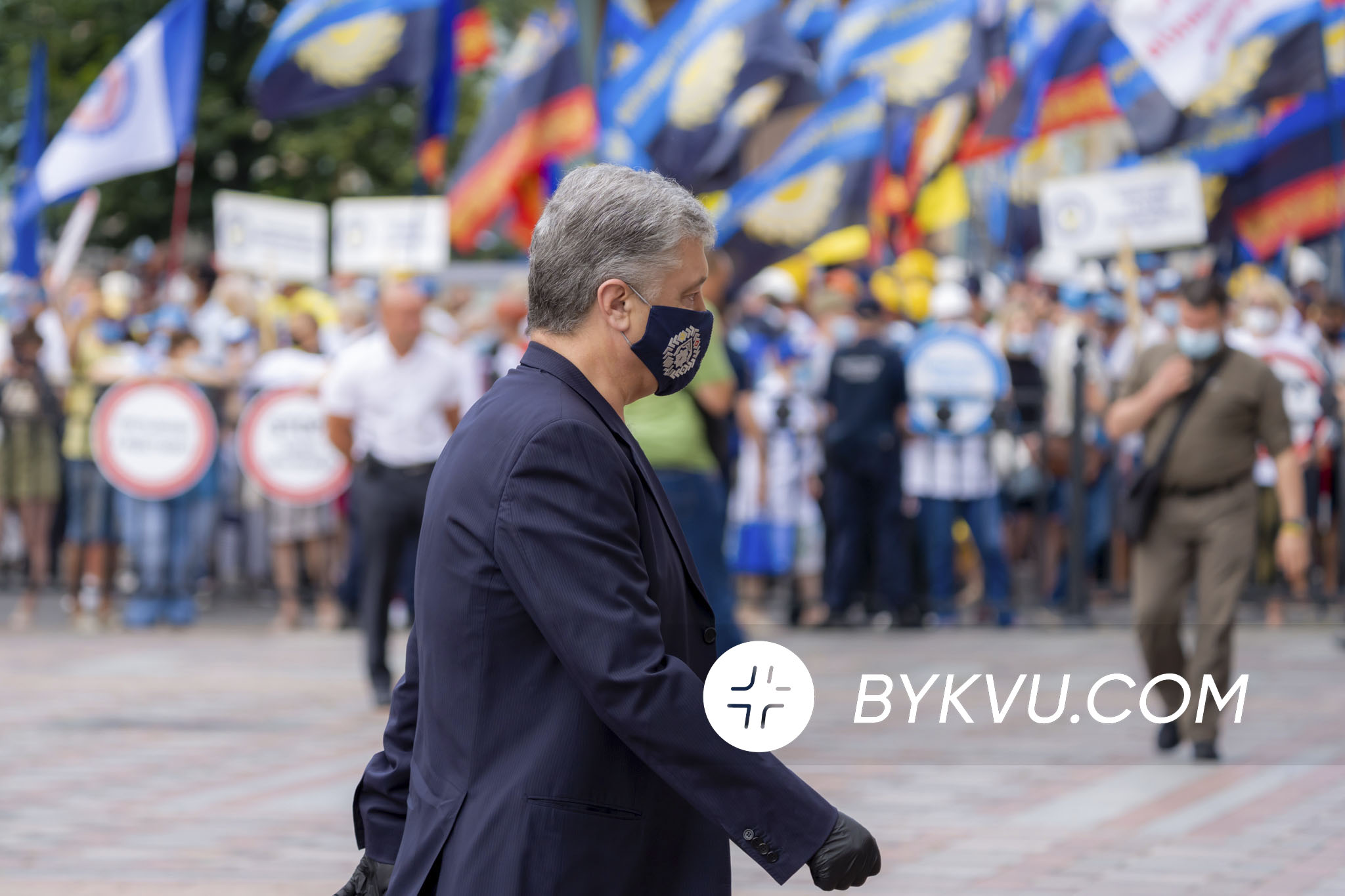 Верховна Рада_мітинг_профспілки_третякова
