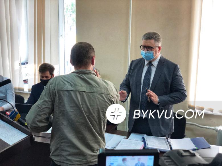 Суд по мере пресечения Порошенко