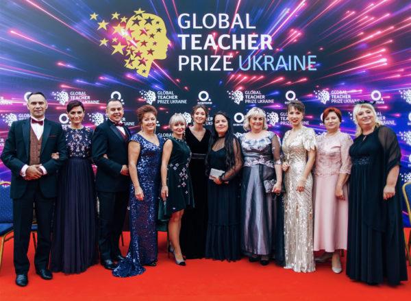 Global Teacher Prize Ukraine 2