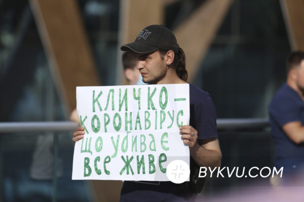 Праймериз Слуга народа Буквы