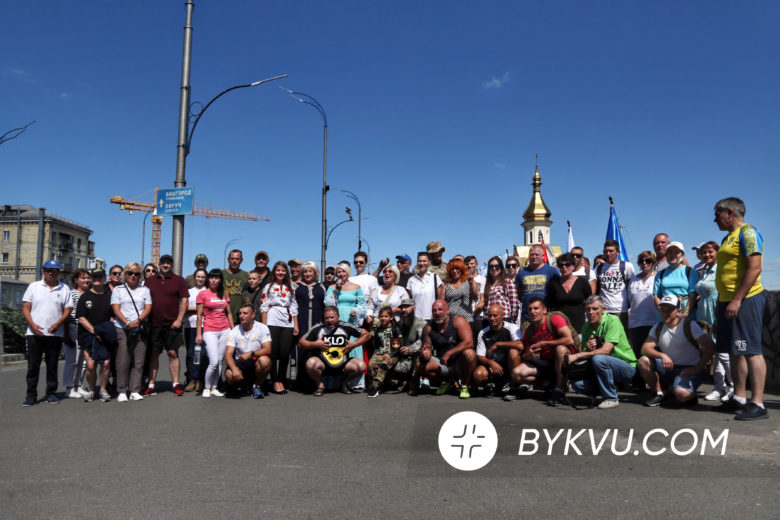 Вітрильне ралі в Києві