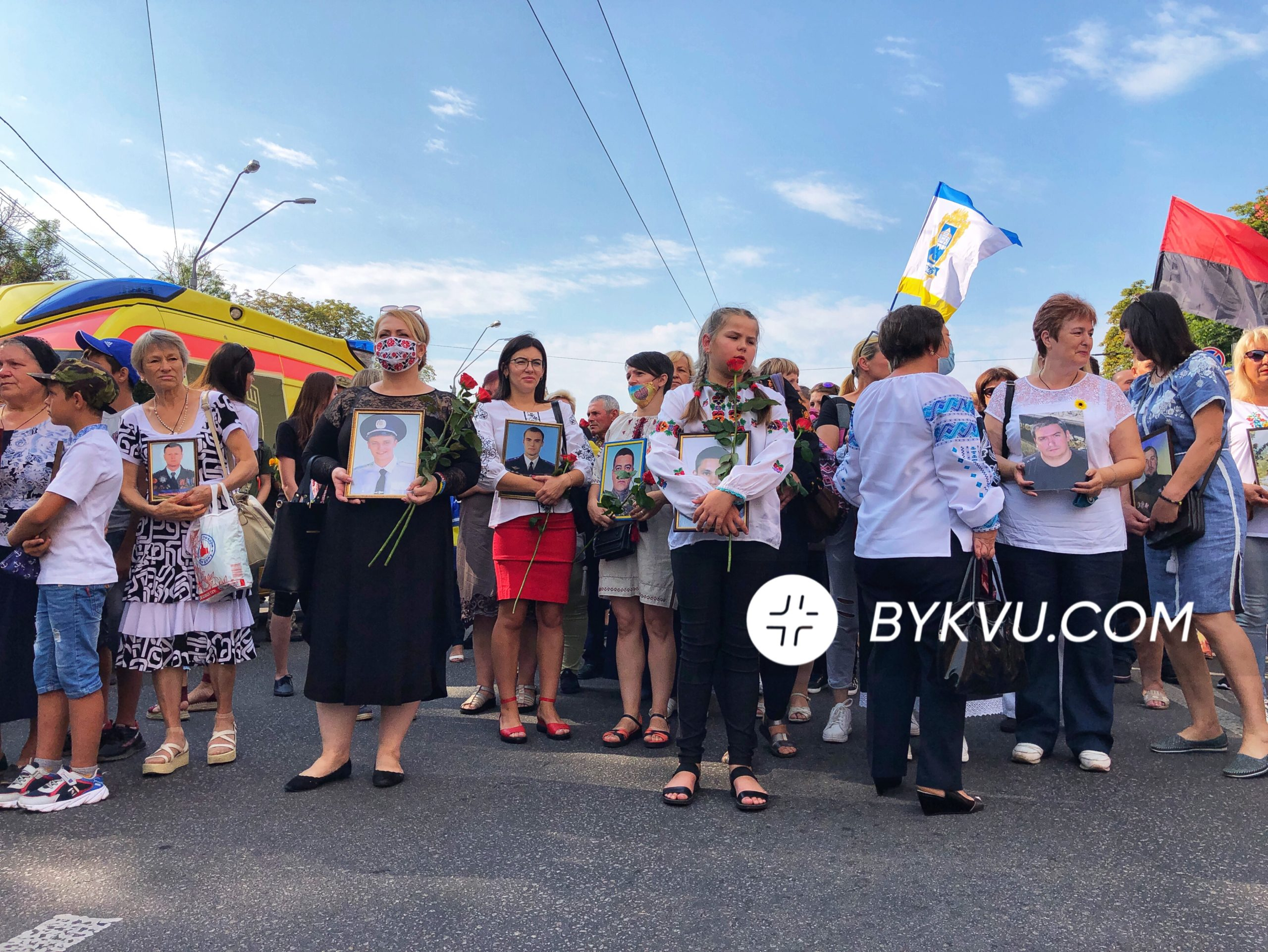 Марш захисників України