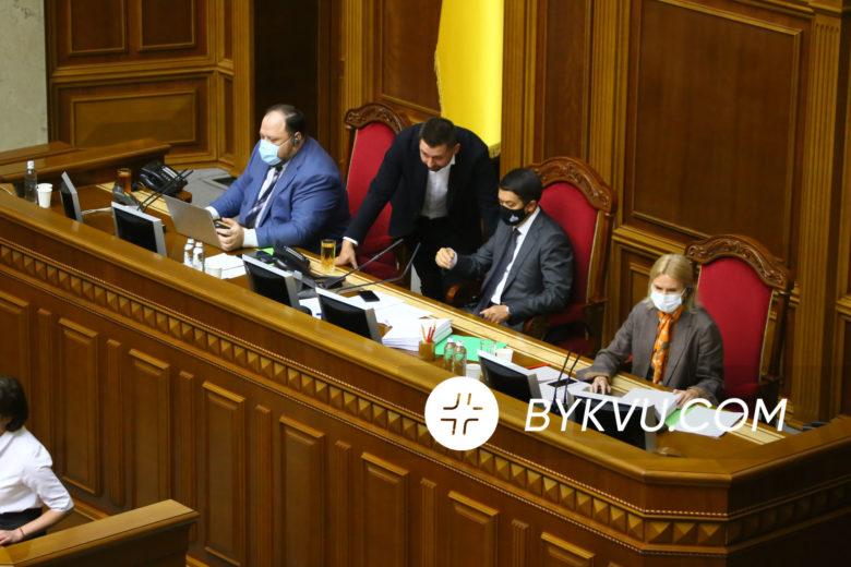 Верховна Рада 15 вересня