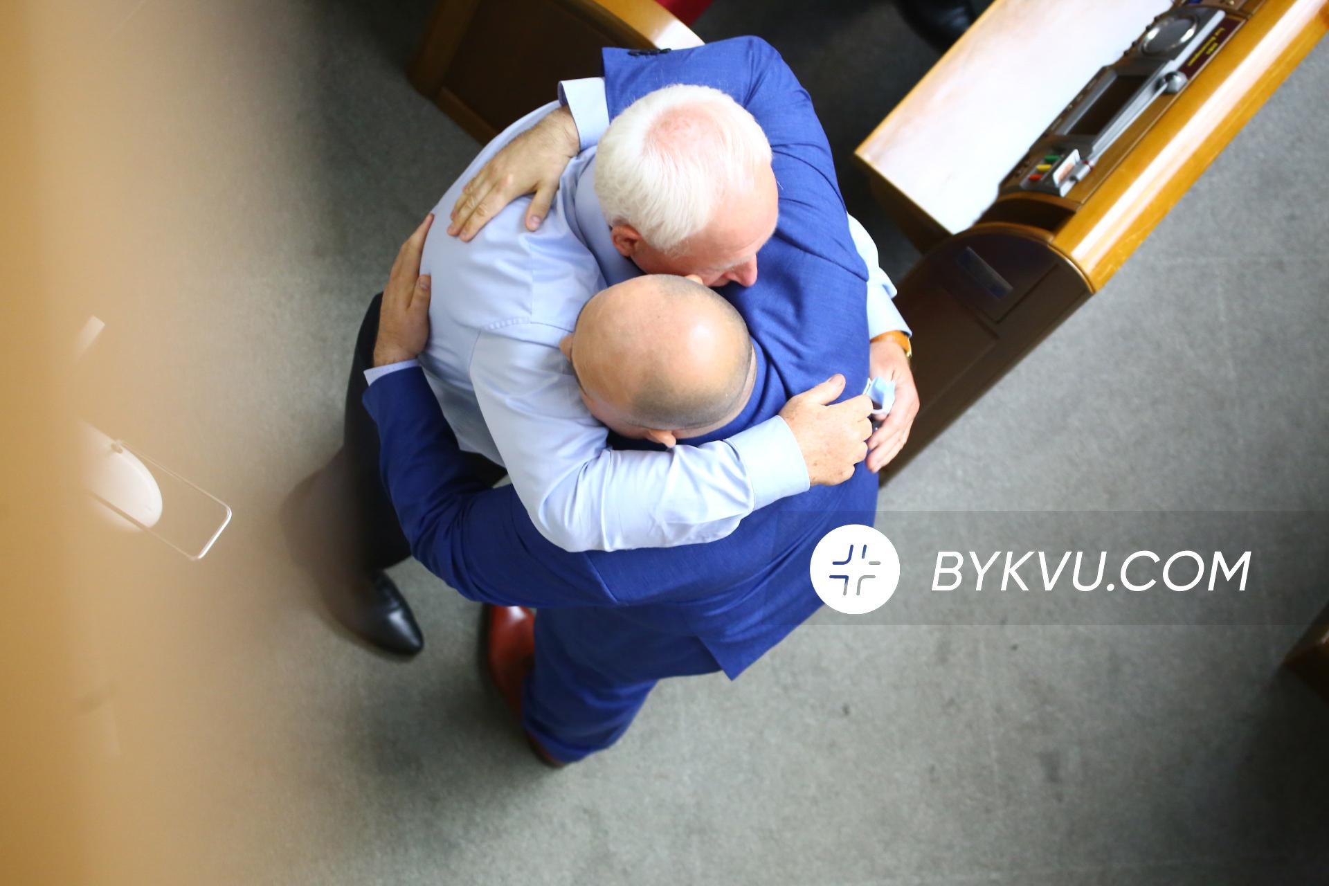 Верховна Рада 16.09