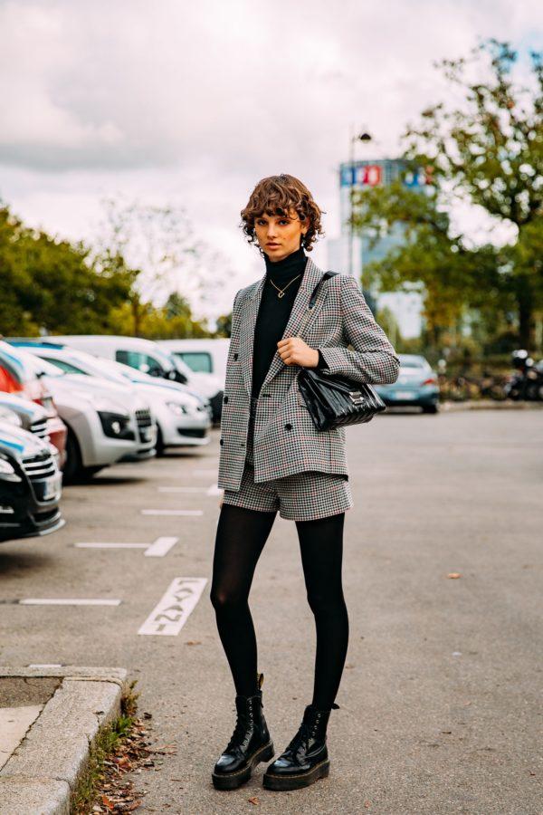 На Парижской неделе моды представили уличный стиль весна-2021: фото |  Новости Украины - #Буквы
