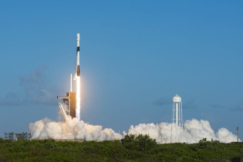 SpaceX Илона Маска вывела наорбиту еще 60 спутников Starlink