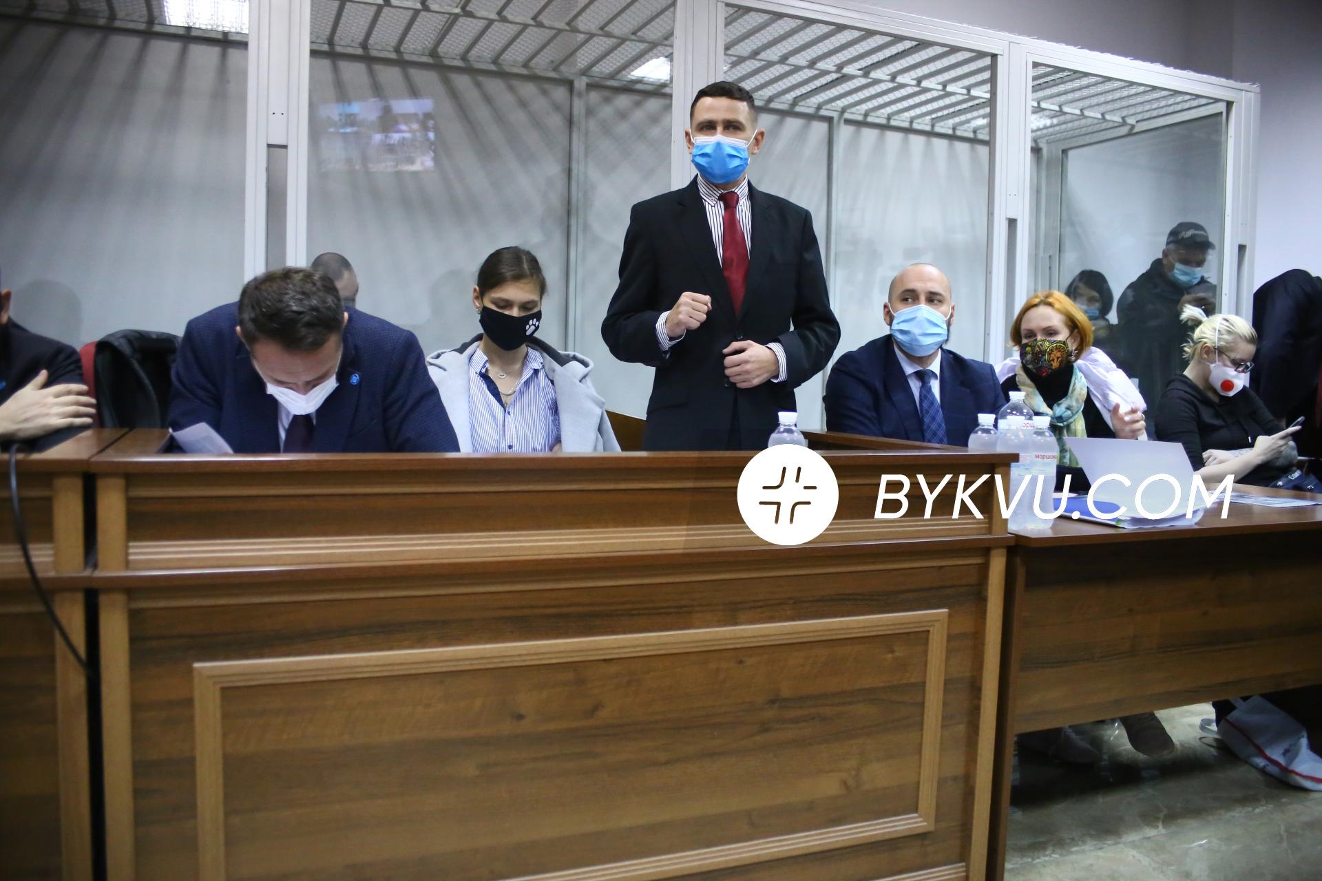 Суд у справі Шеремета 21 жовтня