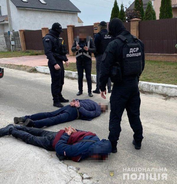 На Київщині намагалися викрасти доньку скандальної блогерки: зловмисників затримали